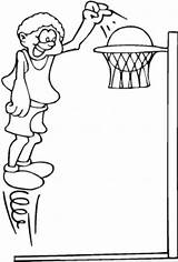 Coloring Jump Rope Pages Getdrawings Basketball Score Player Popular Template sketch template