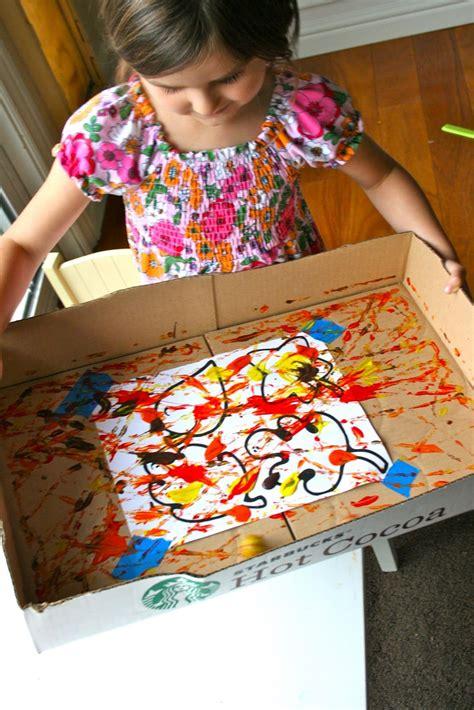 the moffatt fall marble painting pk crafts 764   6ab6d1f646cc3d90b385102507c3ddf5