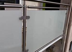 Balkongeländer Selber Bauen : edelstahl balkongel nder mit glas selbst gebaut ~ Lizthompson.info Haus und Dekorationen
