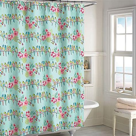 bird shower curtain bird shower curtain