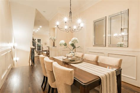 make ready and luxury home staging worthington classique chic salle 224 manger dallas