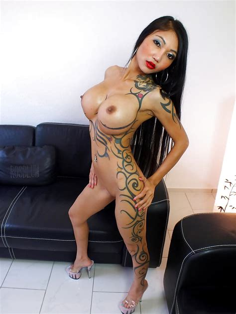 Hot Asian Hot Chicks With Tattoos Sorted By Position Luscious