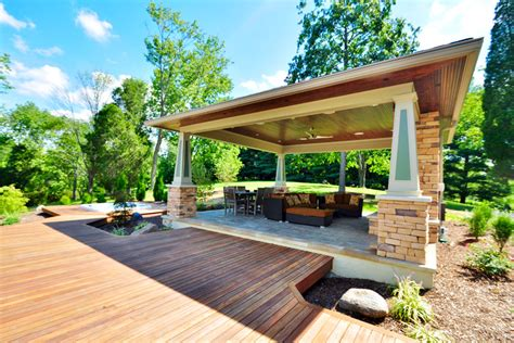 Outdoor Living Spaces Gallery  Allison Landscaping