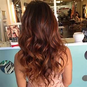 Ombré Hair Auburn : ombre hair dye 82 dream hair pinterest ombre hair dye red balayage and hair dye ~ Dode.kayakingforconservation.com Idées de Décoration
