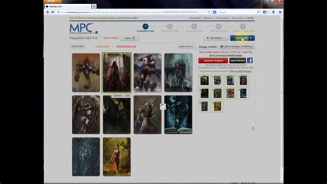 Maybe you would like to learn more about one of these? Make Your Own Trading Game Cards - YouTube