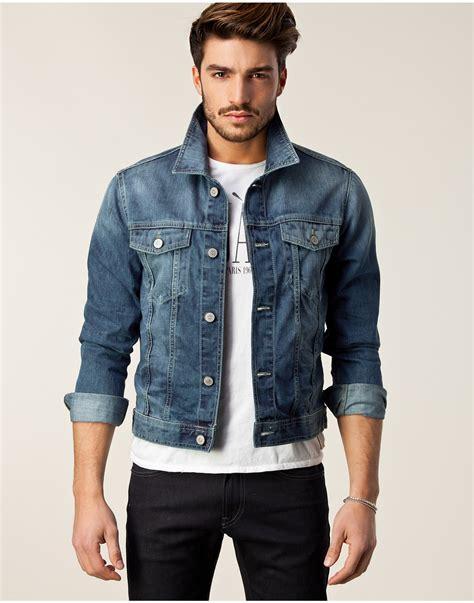The Quintessential Denim Jacketu2026.An Iconic Piece Of Mens Fashion That Has Spanned More Seasons ...