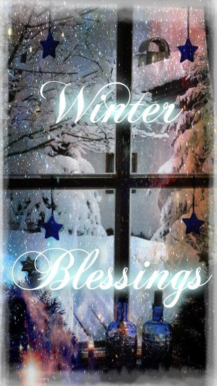 Winter Blessings Pictures, Photos, and Images for Facebook