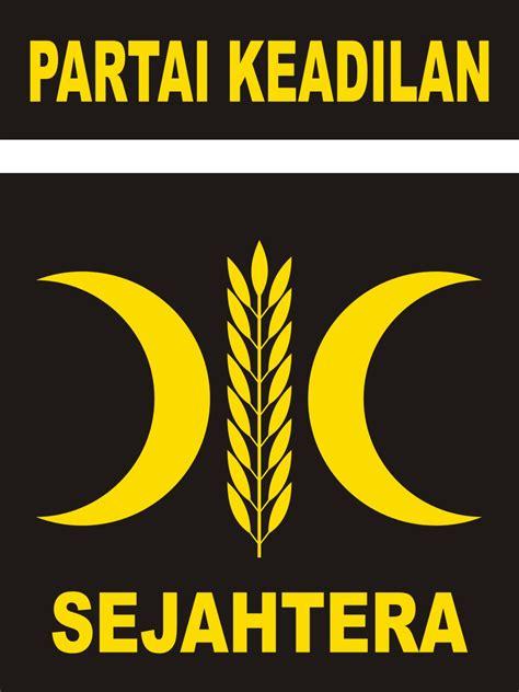 logo pks partai keadilan sejahtera vector