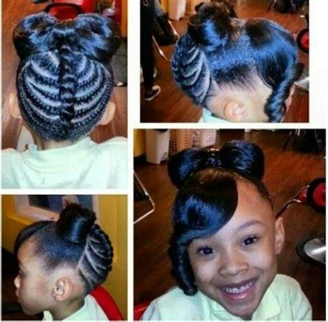 cute kid hairstyle thebow lil girl hairstyles