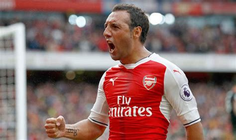 Arsenal Next Manager Santi Cazorla Leaves To Pave Way For