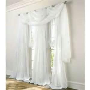 jcpenney lisette pinch pleat sheer drapes cream