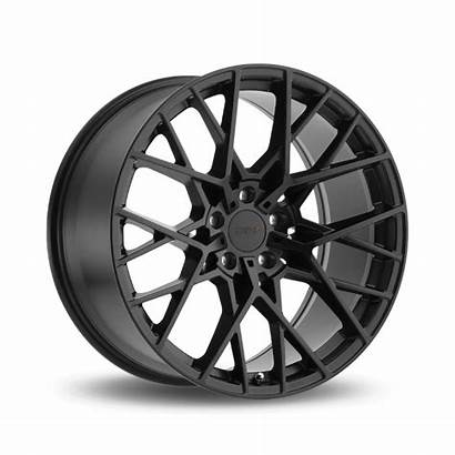 Jante Noir Mat Sebring Tsw Wheel Speed