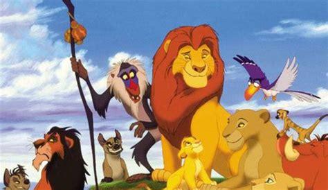 apres le livre de la jungle le roi lion va avoir son