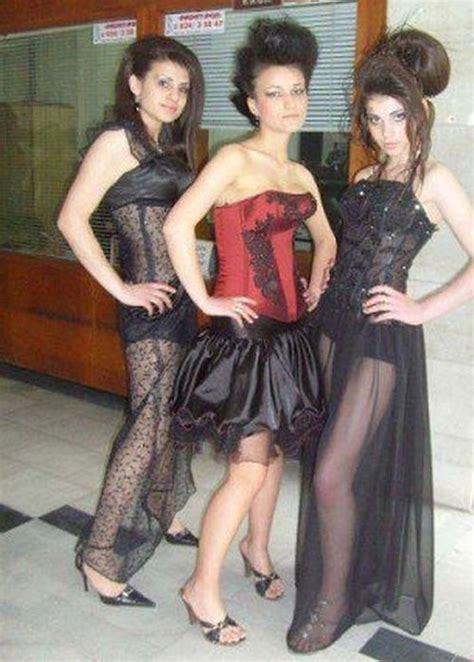 completely absurd bulgarian prom pictures
