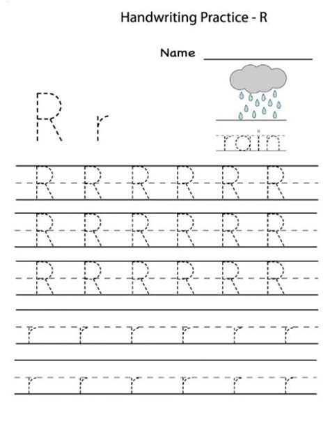 letter r worksheets for kindergarten letter r worksheet free printable letter r worksheets for kindergarten 22799