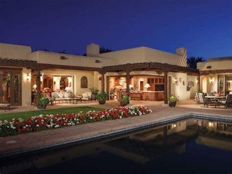 Pricey! Santa Fe-style Home Sold For .8 Million In
