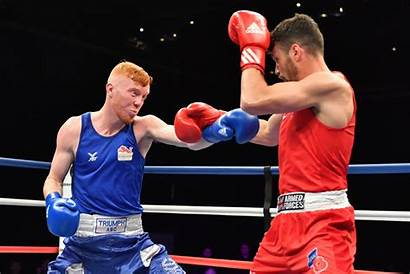 Bowen Gb Champs Showdown Dogged Ready Boxing