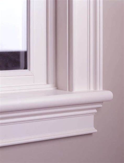 Moulding Window Sill by Window Trim Need This On Windows Interior Barn Doors