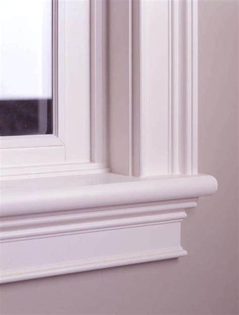 Interior Window Ledge by Window Trim Need This On Windows Interior Barn Doors