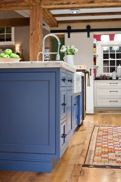 painted kitchen islands this house bedford traditional kitchen boston 4127