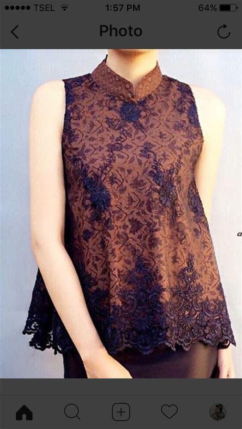 brokat batik wawa batik dress blouse batik dress