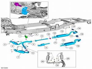2013 Ford F 150 Exhaust System Diagram