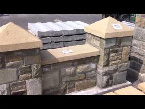 hora pre cast concrete reconstituted sandstone pier