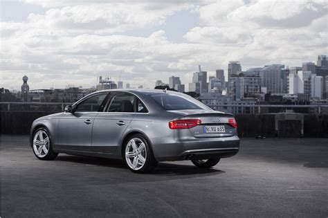 Audi A4 Photo by Audi A4 And A5 Sport Edition Boost Value Photos 1 Of 6