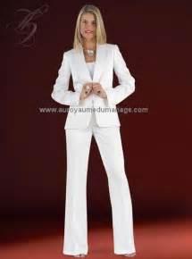 tailleur de mariage tailleur pantalon femme mariage
