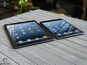Size Comparison Of Ipad 4  Ipad Mini  Iphone 5 And