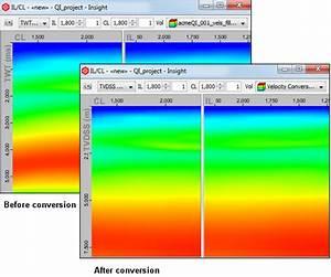 Velocity Conversion