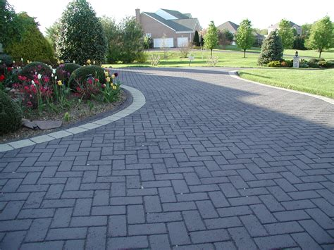 blacktop driveway ideas beautiful landscaping and decorative sted asphalt driveways go hand in hand decorative