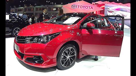 New 2016, 2017 Toyota Corolla Altis S, 2zr-fbe 1.8, E