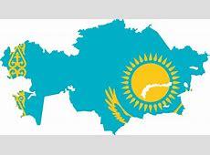 Kazakhstan Flag Pictures
