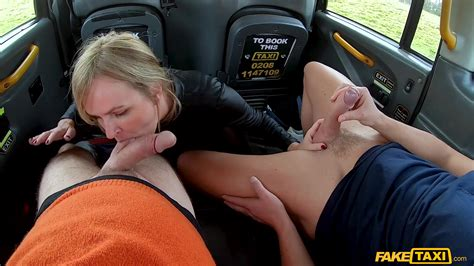 Hot Back Seat Mmf Threesome For Oversexed Milf Summer Rose