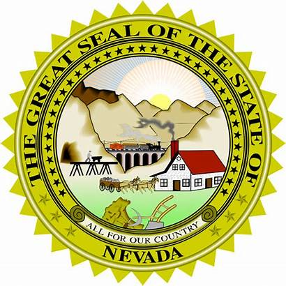 Nevada State Plates Seal Law Every Requires