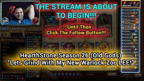 warlock zoo deck kft hs s26 tog my warlock zoo ranking deck in depth