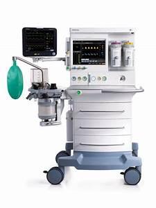 Diagram Of An Anesthesia Machine