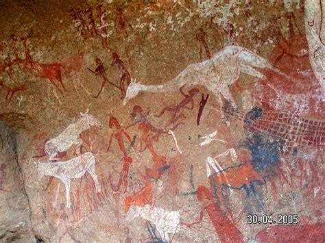 namibia rock paintings  namibia  africa