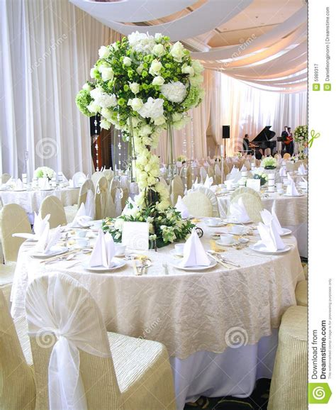 wedding table setting stock image image  cloth cater