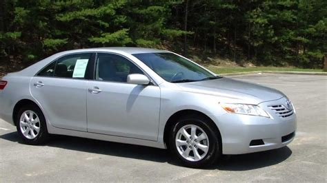 Toyota 2007 Camry by 2007 Toyota Camry Le