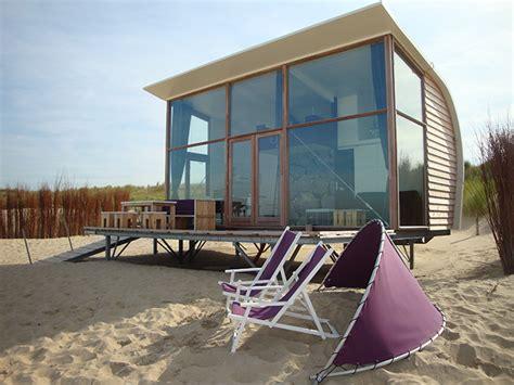 Häuser Kaufen Julianadorp by Bijzondere Panorama Huisjes Op Het Strand In Zeeland Op