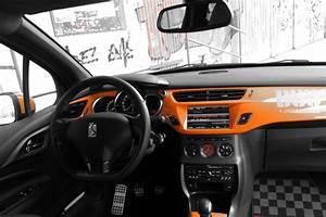 Citroen Ds3 Interieur : photo ds3 racing thp 200 interieur ~ Gottalentnigeria.com Avis de Voitures
