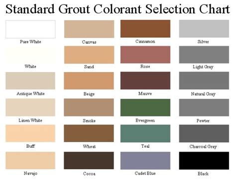 tile grout colors grout color seal what is grout color seal for your grout