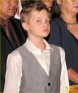 Angelina Jolie's Kids Beam with Pride While Watching Her ...
