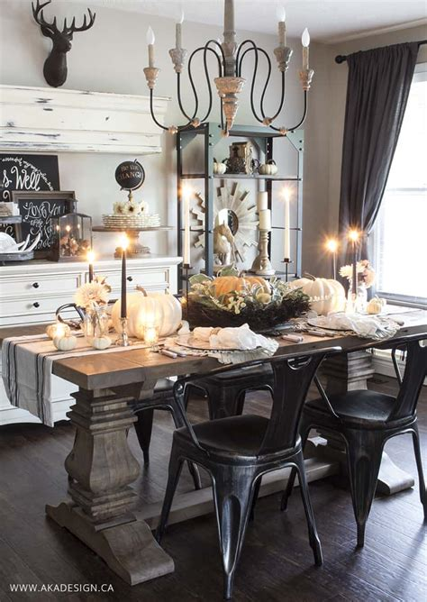 Take into consideration your decor, your lifestyle and how frequently you will. How to Create a Layered Fall Table Setting