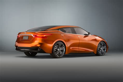 Nissan Sport Concept by Nissan Sport Sedan Concept At 2014 Naias Could Be Next Maxima
