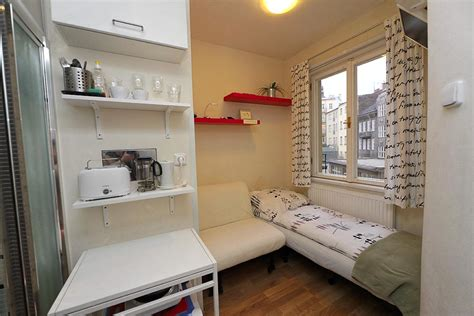 Refrigerator Small Kitchen by Apartment Stare Mesto Dusni In Prague