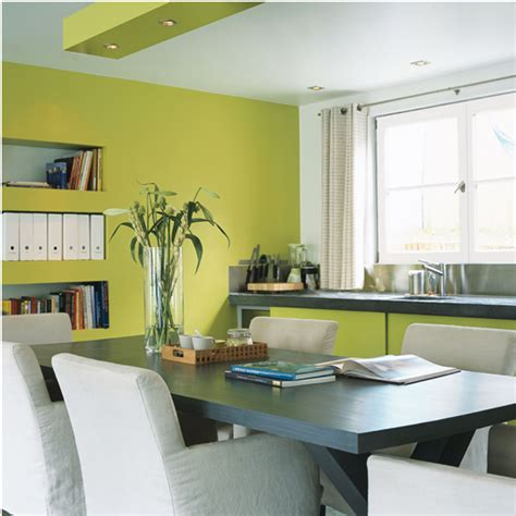 idee couleur cuisine couleur mur cuisine orange design intrieur et dcoration
