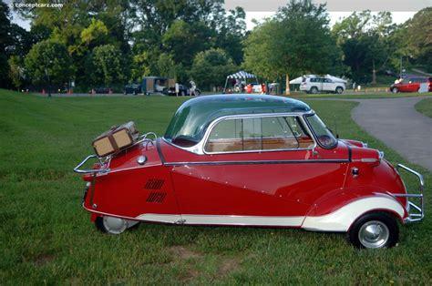 1955 Messerschmitt KR200 - conceptcarz.com